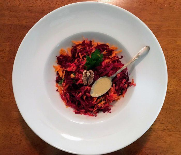 Carrot-Beet Salad